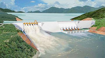 Xây dựng và hoàn thiện công trình thủy lợi
